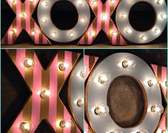 Custom Marquee Light
