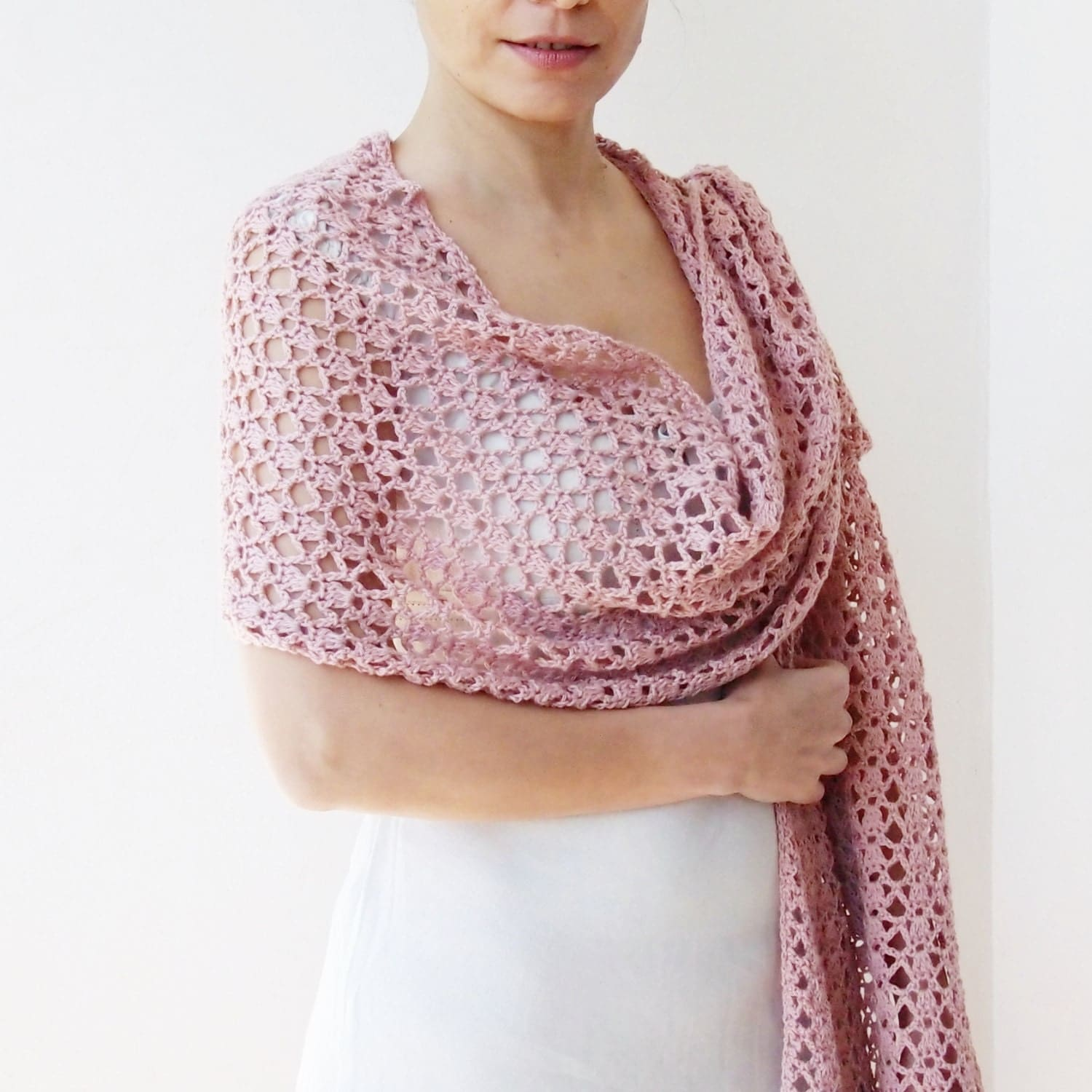 Crochet shrug pattern woman crochet clothing long sleeves shrug crochet pattern woman scarf long lace wrap women shawl stole wedding shawl spring wrap summer scarf diy tutorial bankloansurffo Images