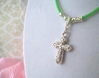 Christian Cross of Love