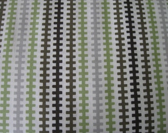 David Butler Fabric Seven Wonders Fabric Settler in Garden for Free Spirit Fabrics 1 yard