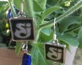 SCI Feather Earrings