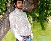 Gauzy Fabric Shirt PRADERA