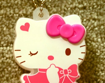 Cute Hello Kitty Shaped Storage Case
