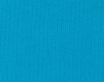 High Quality Fabric Finders Turquoise Pique. Perfect for Quilting, Sewing and Crafting!
