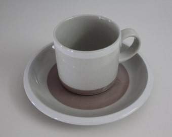 "Nice ""Tupa"" pattern coffee cup  by Arabia Finland"