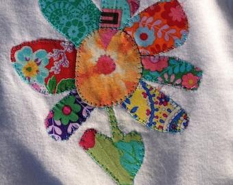 Flower Bodysuit/Onesie