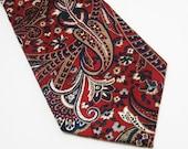 Vintage Tie Pierre Cardin Wide Necktie