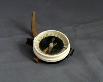 Vintage Russian wrist compass