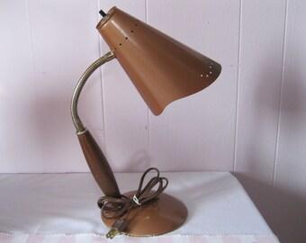 Vintage   Lamp desk  60s