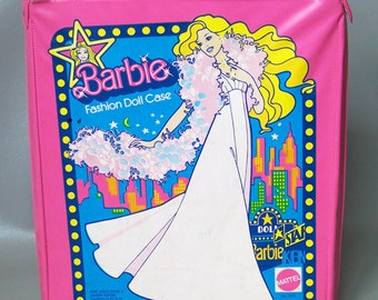 Vintage 1977 Barbie Doll Case