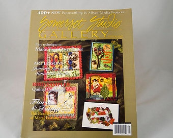 Somerset Studio Gallery, Winter 2008 Issue