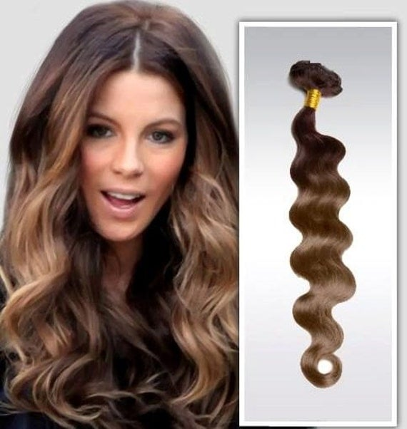 items similar to ombre hair extensions kate beckinsale