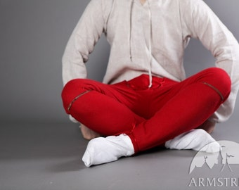 20% DISCOUNT! Medieval Wool Pants Chausses