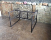 Duo Iron Table Base