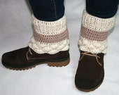 Leg warmer. Boot cuff.