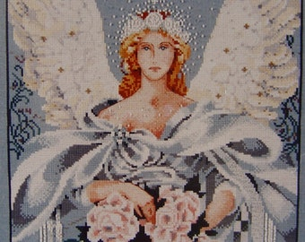 "Mirabilia ""Millennium Angel"" by Nora Corbett Cross Stitch Pattern"