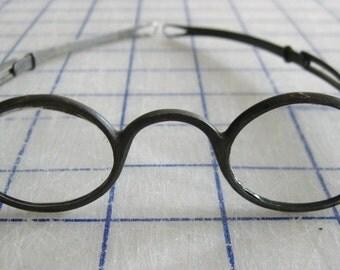 Antique Civil War era eye glasses 1800's eyewear