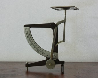 Vintage Postal Scales - Letter Scale - Industrial Decor - Interior Design Idea