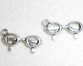 Silver Sunglasses Charms