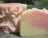 Peachy Keen Soap, Cold Process Soap