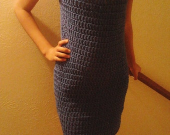 Simple Crochet Dress