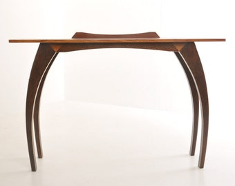"Hall Table.Console Table. Sofa Table ""STALK"" Unique design. One of a kind."