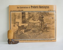 the illustrations of Frederic Remington - Over 200 illustrations