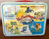 The Exciting World of Metrics Thermos Lunchbox