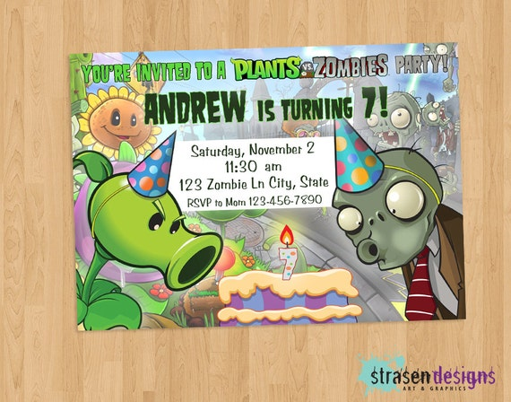 Zombie Invitations for best invitation sample