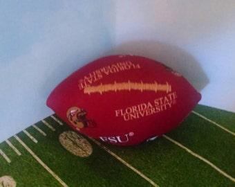 Miniature Florida State Seminoles Football