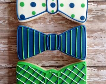 Bow Tie Cookies