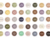 Xmas in July Sale - CHOOSE 5 - Eyeshadow Eco Bag Sampler - Your Choice of 5 FULL SIZE Eye shadows