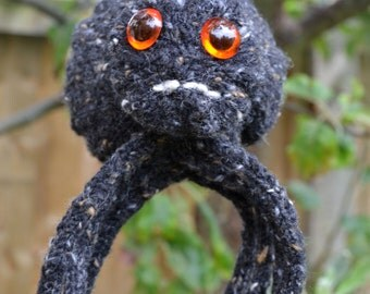 Stanley Spider Knitting Pattern