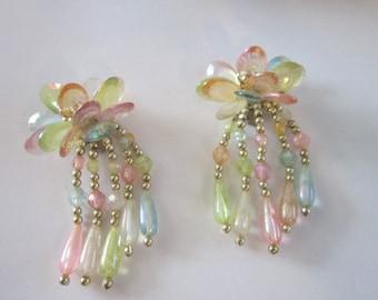 Earrings Huge Wild & Bodacious Ladies Dangle Earrings