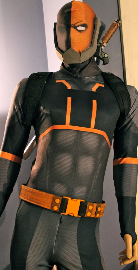 How To Make A Slade Deathstroke Or Batman Costumecosplay