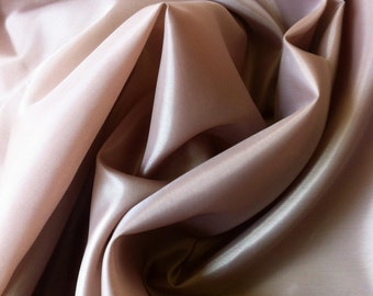 Lining Light Brown Fabric- #W154 (by the yard)