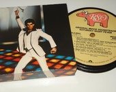 Saturday Night Fever Coasters Movie Soundtrack coaster set Bee Gees