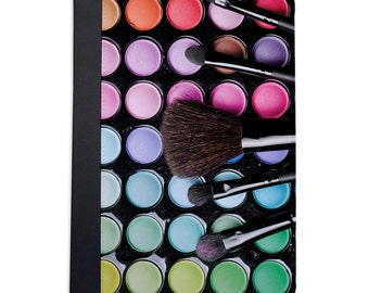 Fun Make Up Palette Inspired Folio Case For The iPad 2/3/4, iPad Air / iPad Air 2.
