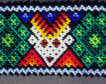 The Peyote Guardians, The Huichol Culture from Northern Mexico - SALE