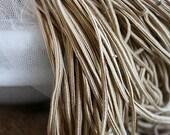 Antique beige cotton soutache