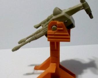 He Man MOTU Castle Grayskull Gun Turrett Accessory