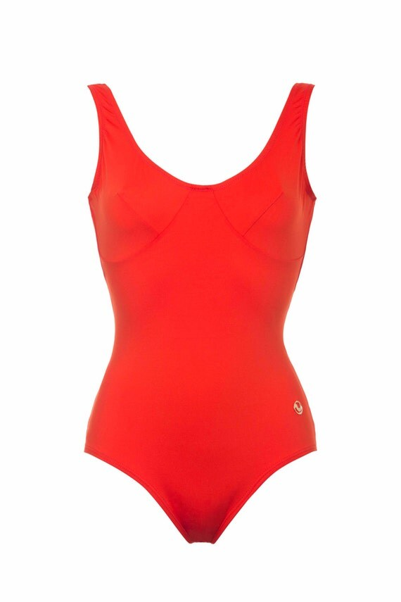 Bow One Piece Bathing Suit