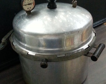 vintage presto pressure cooker instructions