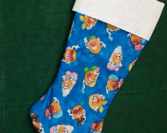 Everyday Taters Christmas Stocking