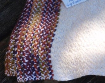 Beautiful Handwoven Placemats Set of 4