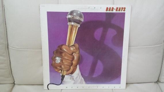 The Bar Kays Money Talks Vinyl Record
