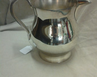 On Sale Oneida Silver Plated Water Serving Pitcher Serving Tool