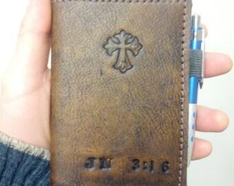 Christian Themed Pocket Notebook