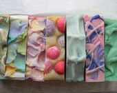 Handmade Soap Bundle - 4 Bars of Your Choice