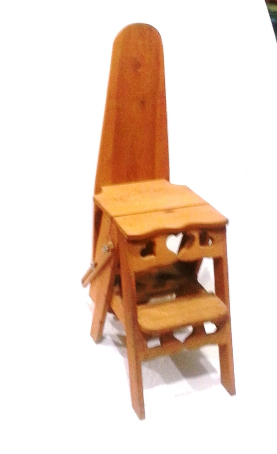 Ironing Board High Chair Step Stool Ladder Shelf Furniture